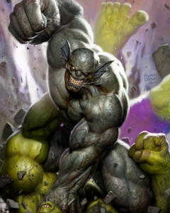 immortal hulk 22 wariant cover