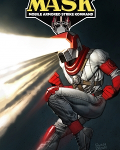 mask comic cover 2 idw
