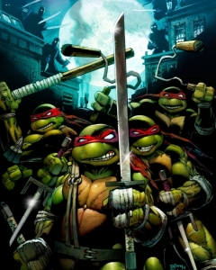 Ninja Turtles idw