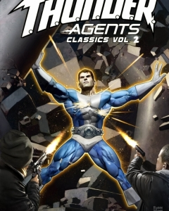 Thunder Agents Cover